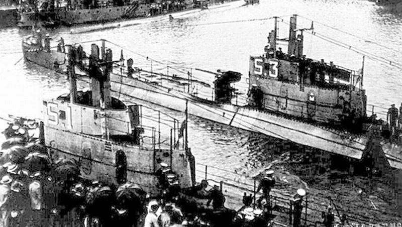 Sumergibles de la Armada Argentina 20190429