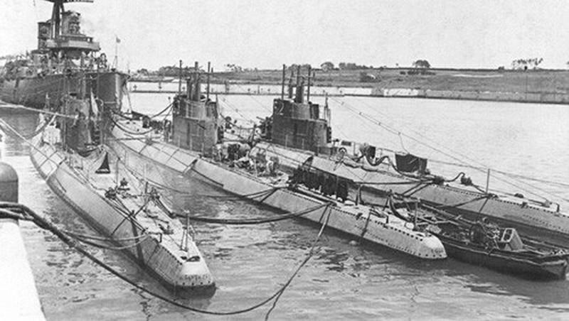 Sumergibles de la Armada Argentina 20190430