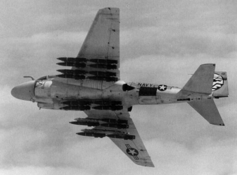 Grumman A-6 Intruder y EA-6B Prowler 20190451