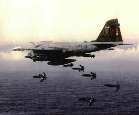 Grumman A-6 Intruder y EA-6B Prowler 20190452
