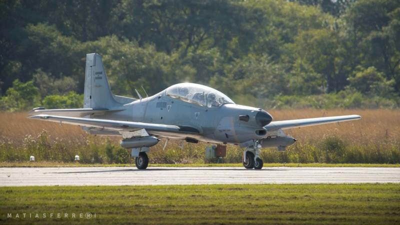 Creación del Escuadrón II Operativo EMB-312 TUCANO 20190614