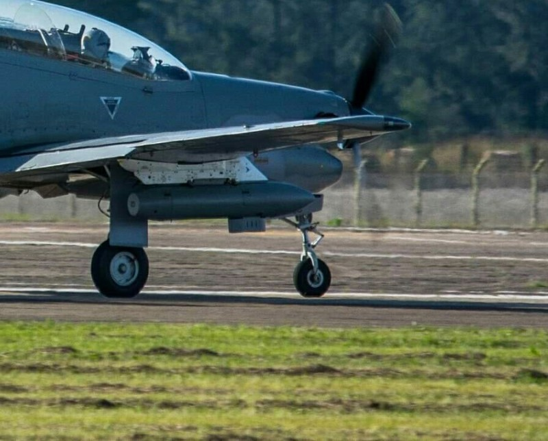 Creación del Escuadrón II Operativo EMB-312 TUCANO 20190617