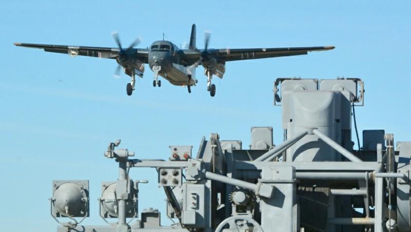 Vuelve a volar el Grumman S2T Turbo Tracker 2-AS-24 20190620