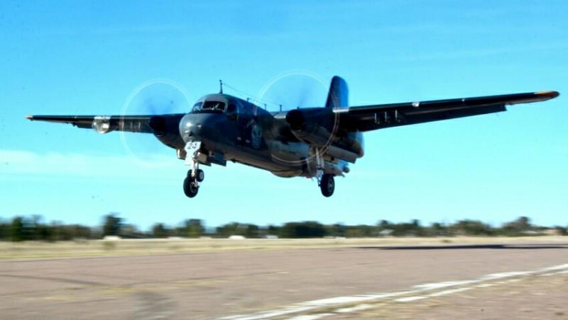 Vuelve a volar el Grumman S2T Turbo Tracker 2-AS-24 20190621