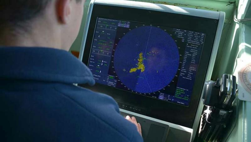 Unidades de la Armada Argentina efectuaron tareas de Vigilancia y Control de los Espacios Marítimos 20190625