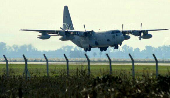 Boletín de noticias de los C-130 Hércules - Página 7 20190642