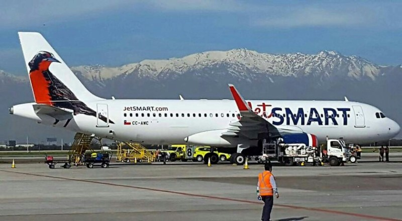 JetSMART contrata los servicios de FAdeA para su flota en Argentina 20190754
