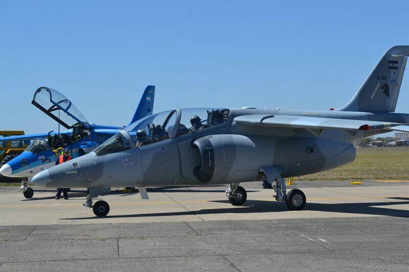 Cuarto Pampa III para La Fuerza Aérea Argentina 20190924