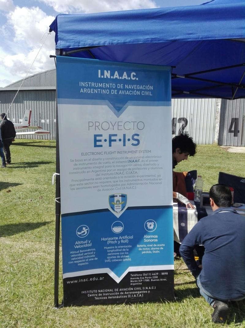 Proyecto EFIS de la INAC-CIATA 20191036