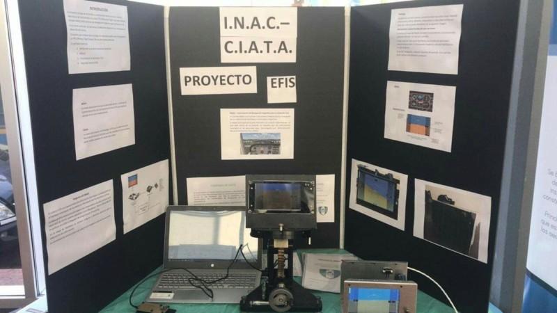 Proyecto EFIS de la INAC-CIATA 20191038