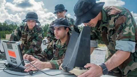 Personal de la Armada Argentina se capacita en manejo de vehículos no tripulados con la US Navy 20190816