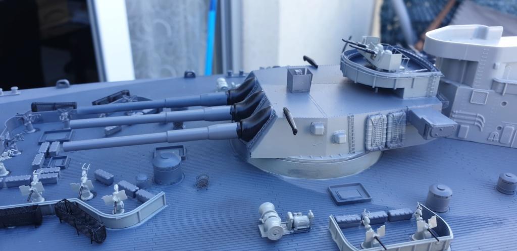 USS Missouri 1/200 de chez trumpeter 20200531