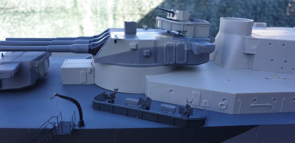 USS Missouri 1/200 de chez trumpeter 20200534