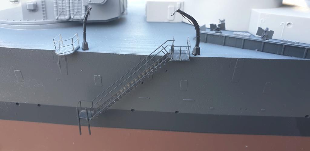 USS Missouri 1/200 de chez trumpeter 20200539