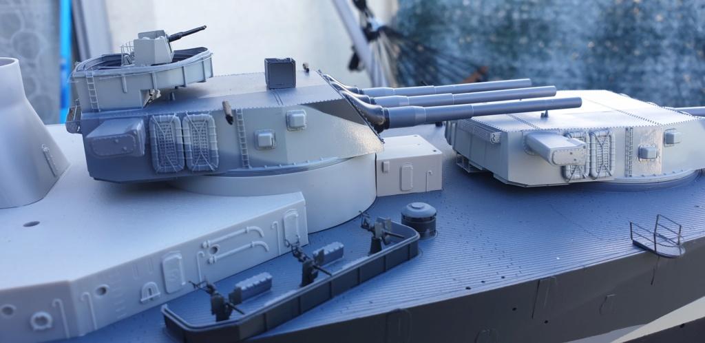 USS Missouri 1/200 de chez trumpeter 20200541