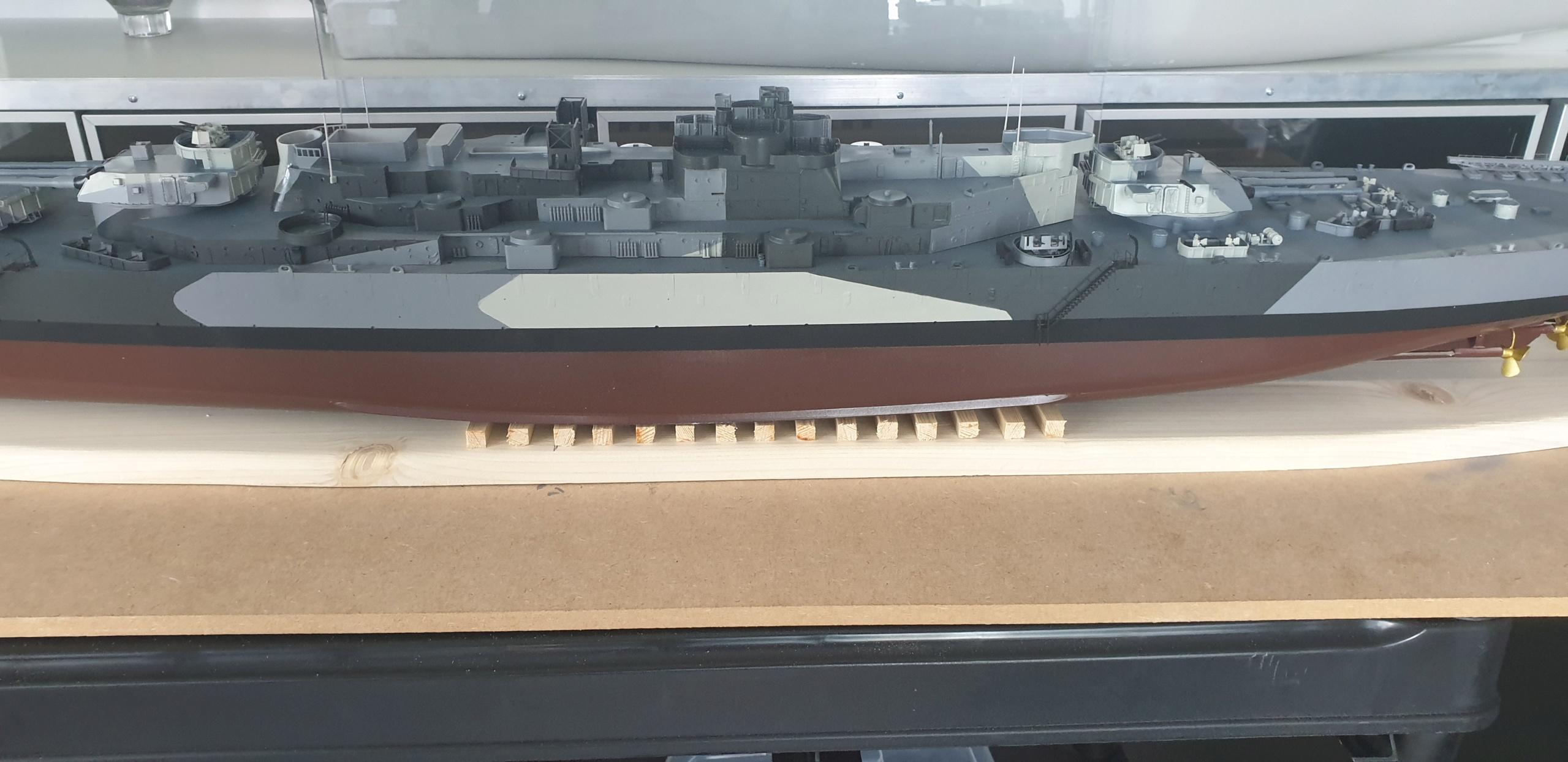 USS Missouri 1/200 par hibikitokay - Page 3 20200710