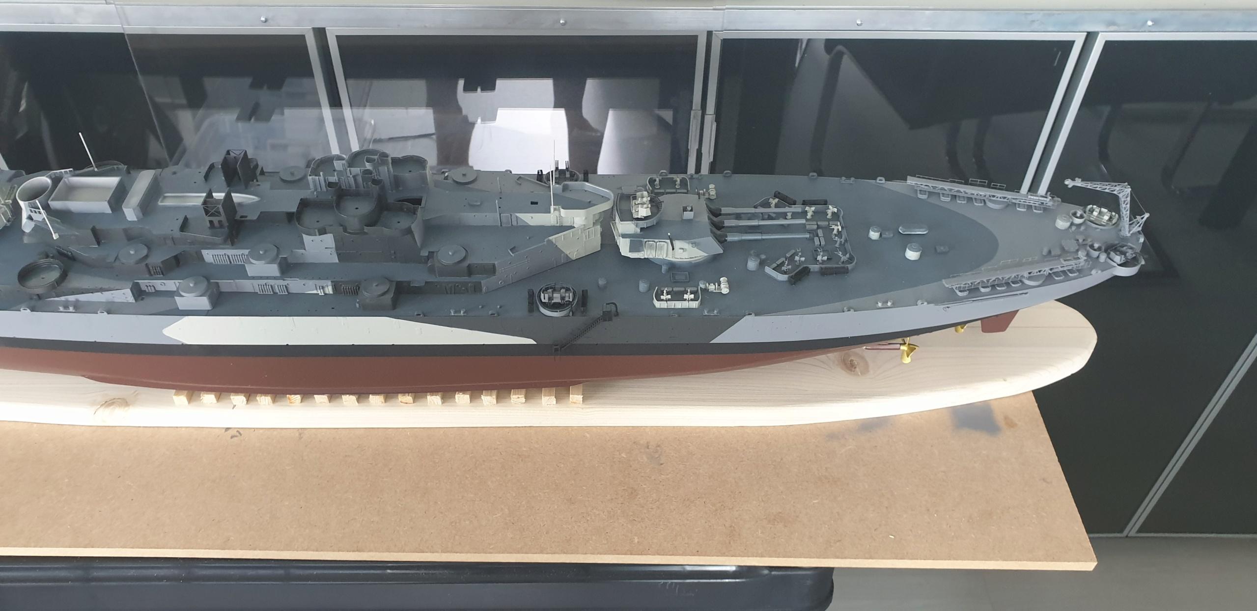 USS Missouri 1/200 par hibikitokay - Page 3 20200711