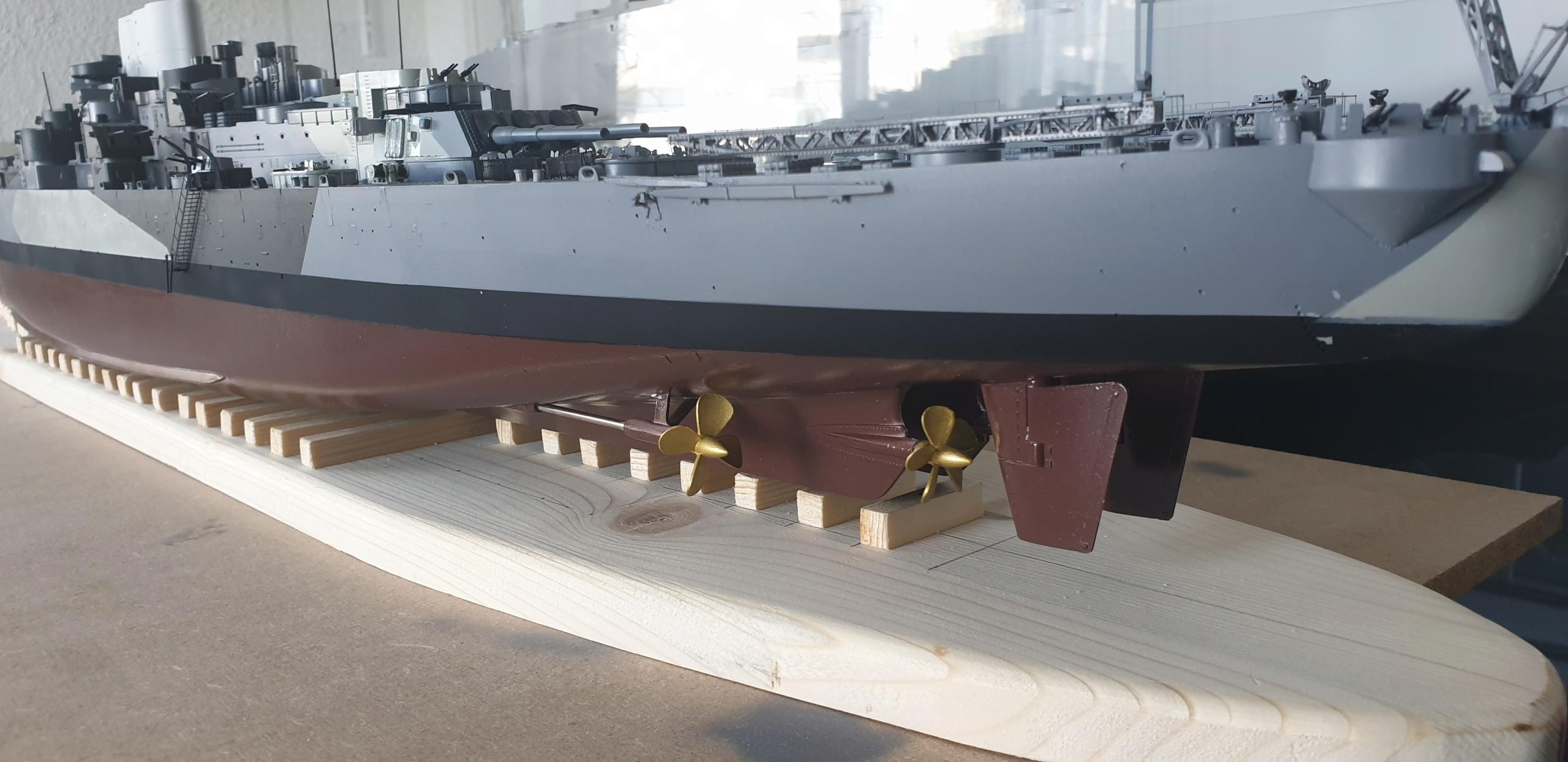 USS Missouri 1/200 par hibikitokay - Page 3 20200715