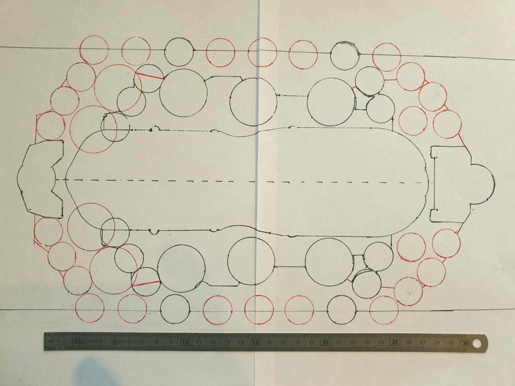 [Uchronie] IJN Yamato 1955 (Nichimo, Fujimi et scratch 1/200°) par habikitokay - Page 4 20201019