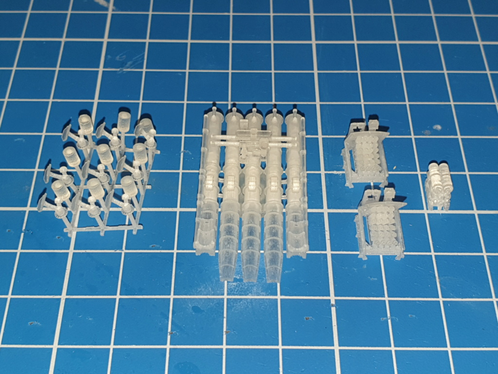 [Uchronie] USS Lake Michigan (base Iowa Trumpeter 1/200°) par hibikitokay 20201212
