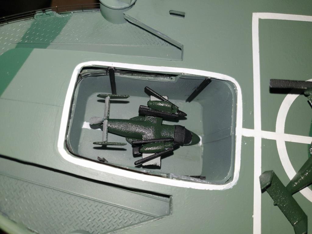 [Uchronie] IJN Yamato 1955 (Nichimo, Fujimi et scratch 1/200°) par habikitokay - Page 11 20210130