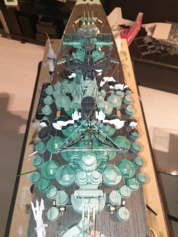 [Uchronie] IJN Yamato 1955 (Nichimo, Fujimi et scratch 1/200°) par habikitokay - Page 13 20210168