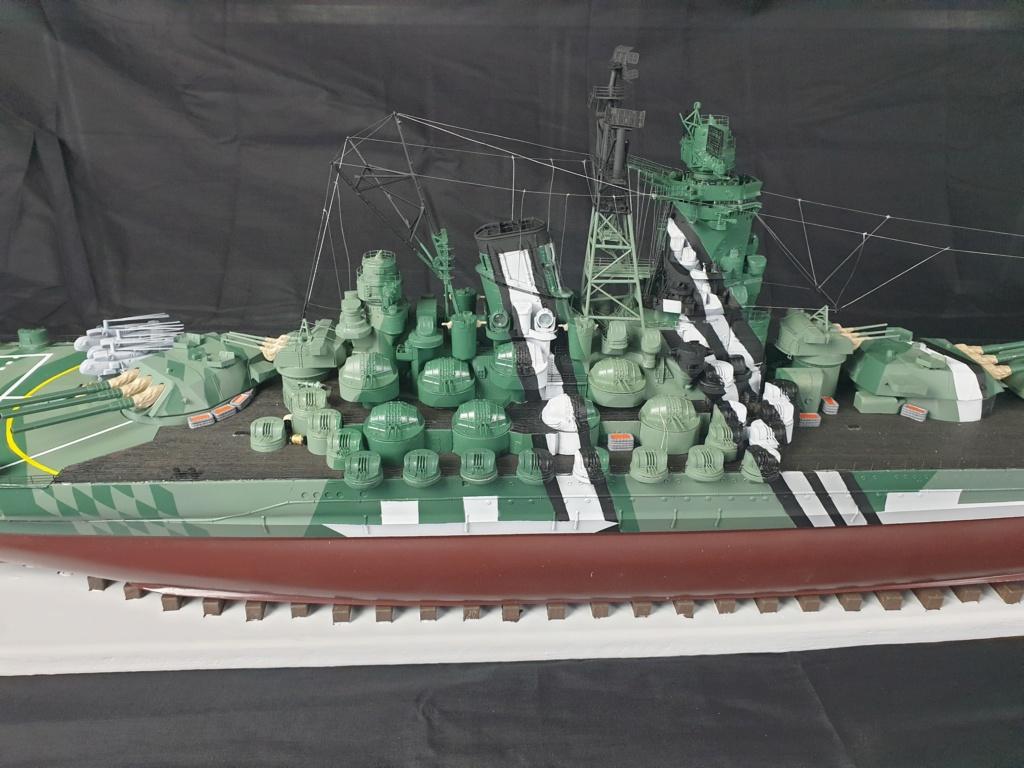 [Uchronie] IJN Yamato 1955 (Nichimo, Fujimi et scratch 1/200°) par habikitokay - Page 13 20210173