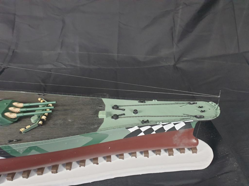 [Uchronie] IJN Yamato 1955 (Nichimo, Fujimi et scratch 1/200°) par habikitokay - Page 13 20210174