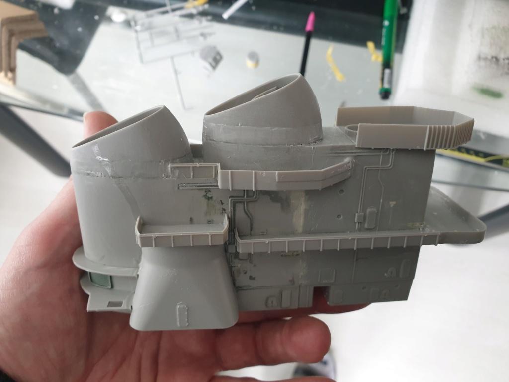 [Uchronie] USS Lake Michigan (base Iowa Trumpeter 1/200°) par hibikitokay - Page 3 20210426