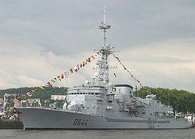 [Uchronie] USS Lake Michigan (base Iowa Trumpeter 1/200°) par hibikitokay - Page 9 280px-10