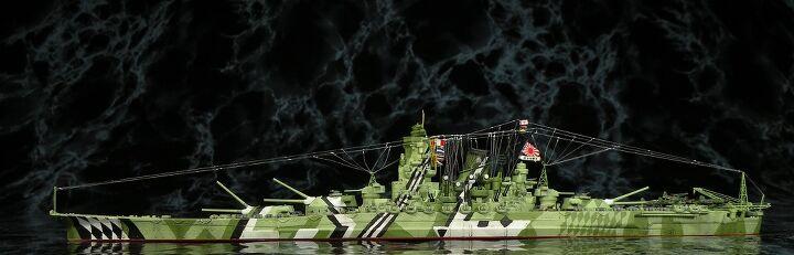 IJN Yamato au 1/200 de chez Nichimo et Fujimi Cam110