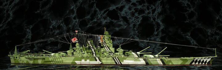 IJN Yamato au 1/200 de chez Nichimo et Fujimi Cam310