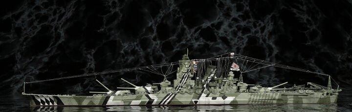 IJN Yamato au 1/200 de chez Nichimo et Fujimi Camgri10