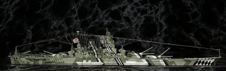 IJN Yamato au 1/200 de chez Nichimo et Fujimi Camgri11