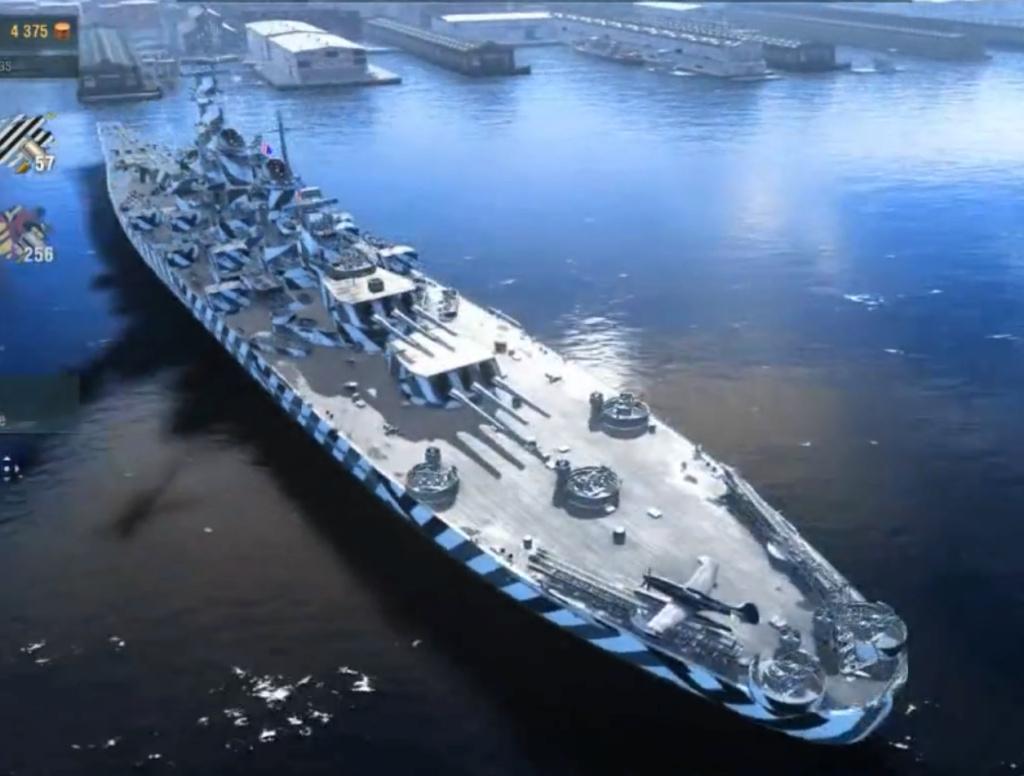 [Uchronie] USS Lake Michigan (base Iowa Trumpeter 1/200°) par hibikitokay - Page 6 Captur19