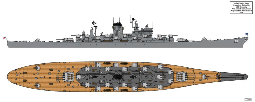 [Uchronie] USS Lake Michigan (base Iowa Trumpeter 1/200°) par hibikitokay Dd6wpf10