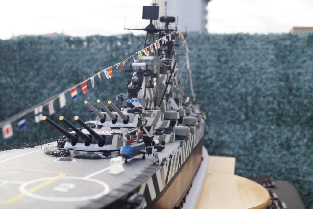 [Uchronie] USS Lake Michigan (base Iowa Trumpeter 1/200°) par hibikitokay - Page 10 Dsc00013