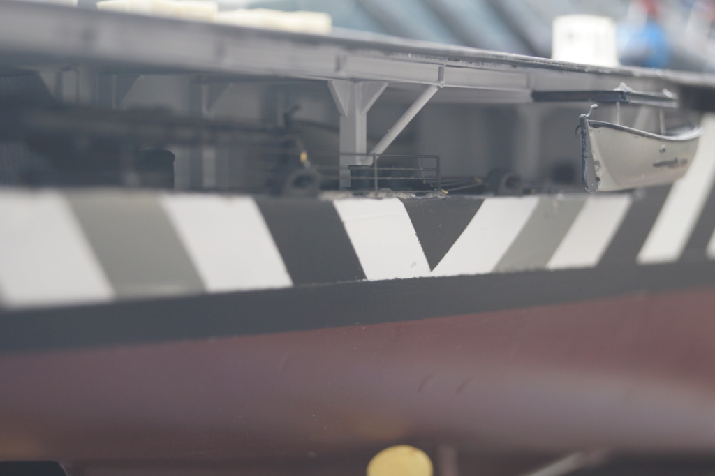 [Uchronie] USS Lake Michigan (base Iowa Trumpeter 1/200°) par hibikitokay - Page 10 Dsc00014