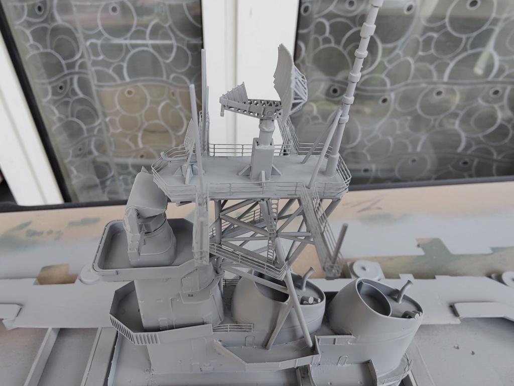 [Uchronie] USS Lake Michigan (base Iowa Trumpeter 1/200°) par hibikitokay - Page 6 Img_2076