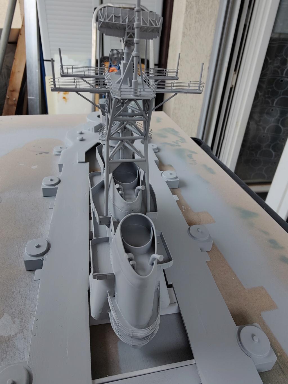 [Uchronie] USS Lake Michigan (base Iowa Trumpeter 1/200°) par hibikitokay - Page 6 Img_2078