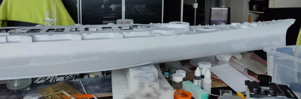 [Uchronie] USS Lake Michigan (base Iowa Trumpeter 1/200°) par hibikitokay - Page 6 Img_2081