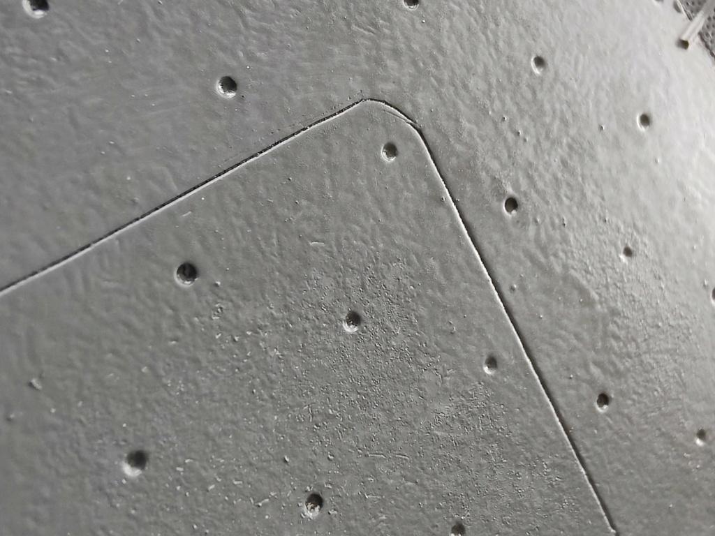 [Uchronie] USS Lake Michigan (base Iowa Trumpeter 1/200°) par hibikitokay - Page 6 Img_2087