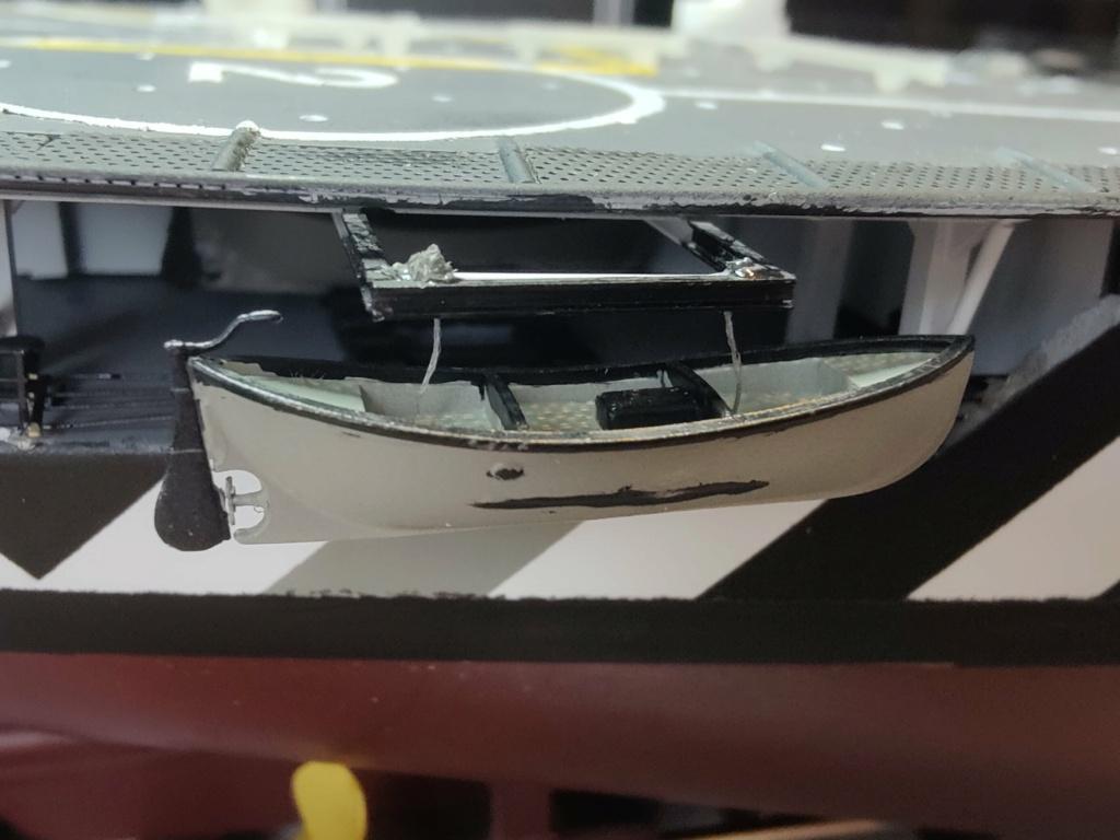 [Uchronie] USS Lake Michigan (base Iowa Trumpeter 1/200°) par hibikitokay - Page 8 Img_2166