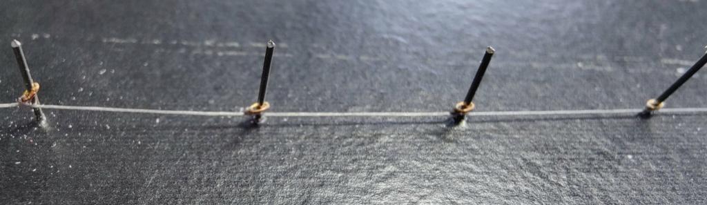 [Uchronie] USS Lake Michigan (base Iowa Trumpeter 1/200°) par hibikitokay - Page 9 Img_2179