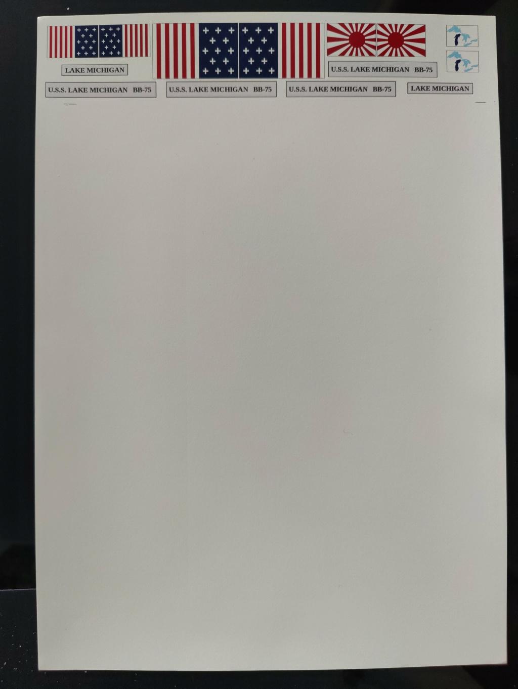 [Uchronie] USS Lake Michigan (base Iowa Trumpeter 1/200°) par hibikitokay - Page 11 Img_2207