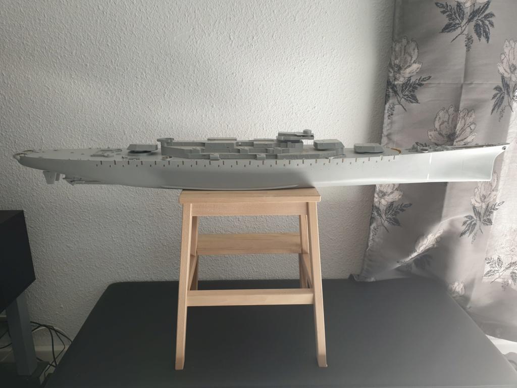 USS Missouri 1/200 de chez trumpeter Modeli11