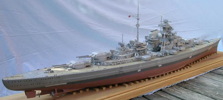 USS Missouri 1/200 par hibikitokay - Page 3 Modeli21