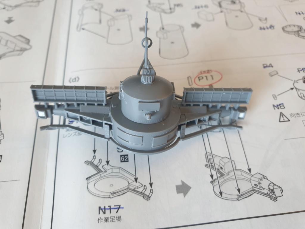 [Uchronie] IJN Yamato 1955 (Nichimo, Fujimi et scratch 1/200°) par habikitokay - Page 2 Modeli31