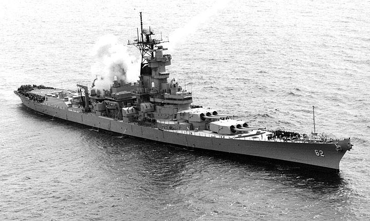 [Uchronie] IJN Yamato 1955 (Nichimo, Fujimi et scratch 1/200°) par habikitokay - Page 11 Uss-ne10