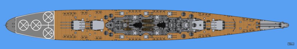 [Uchronie] USS Lake Michigan (base Iowa Trumpeter 1/200°) par hibikitokay Uss_la10
